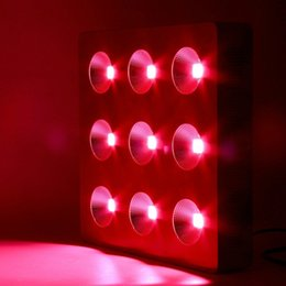 Wholesale Factory Direct Medical - factory direct sell greenhouse medical plants 9 cob led grow light 1800w