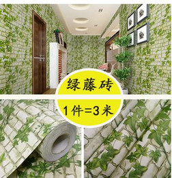 Wholesale Ceramics Mosaic Tiles - The kitchen oil stickers Mosaic sticky wallpaper from the bathroom toilet high-temperature ceramic tile wallpaper Grain brick wall -437