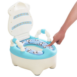 Wholesale Seat Boy - Winter New Children's Toilet Urine Seat Stool Circle Large Drawer-style Toilet Baby Child Training Seat Toilet Potty With Brush