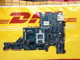 Wholesale G62 Mainboard - Laptop motherboard for HP  Compaq CQ62 G62 CQ42 G42 592809-001 mainboard DA0AX2MB6E1 REV: E 100% TESTED with good appreance