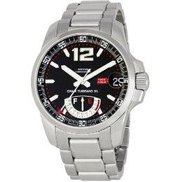 Wholesale Gt Xl - Brand New Hot Sell Mens Automatic Miglia GT XL Power Reserve Watch 158457-3001 Stainless steel Bracelet Black Men's Sport Wrist Watches