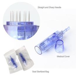 Argentina 1/3/5/7/9/12/36/42 / Nano pin Derma pen Micro aguja para Dermapen Dr. Pen ULTIMA A1 cartucho de aguja cheap nano micro needle Suministro