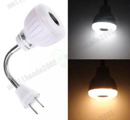 Wholesale Motion Globe - NEW Lowest Price Kingso 5W 2835 SMD 25LED PIR Infrared Sensor Motion Detector Light Lamp Bulb US Plug AC 85-265V MYY
