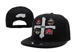 Wholesale Trukfit Red Camo Hats - Hot Sale Fashion Camo Baseball Caps Trukfit Men's Snapback Crosses Hip-Hop Adjustable Hats Women Casquette Snap Back