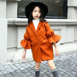 Wholesale Kids Red Coats - Kids Coat Bala_bala Children Long Sleeve Winter Casual Korean Outwear Coats Child Girl Fashion Coat Nice Good Quality Clothing 5 Pcs Lot B