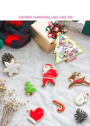 10 adet / takım Noel ağacı serisi çerez kesici paslanmaz çelik kek kalıbı Noel meyve kalıp DIY çerez kalıp pişirme araçları nereden