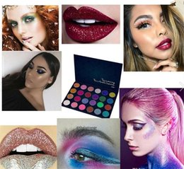Wholesale New Nake - 2017 New Brand Aurelife Glitters Pressed Powder Nake Shadow Palette Matte & Shimmer 24 color Eye Shadow Palette Heat Eyeshadow