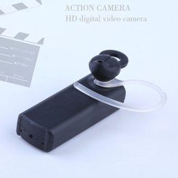 Wholesale Spy Video Audio - HD 720P Bluetooth Spy camera with Motion detection support Video photo and Audio