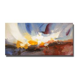 Wholesale Paint Products - New Products Abstract Modern Oil Painting Pictures for Living Room Wall Decor Hand Painted Modern Oil Painting on Canvas No Framed