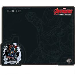 Wholesale Choose Computer - E-3lue computer game E-3lue E-Blue the The Avengers Gaming Mouse Pad Two Kinds to Choose HOT fresh