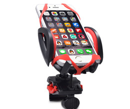 Wholesale Universal Computer Mount - Bike Handlebar Mount Bicycle Computer Mount Cycling Phone Holder Adjustable Universal Bicycle Electronic Car Phone Stand GPS Support