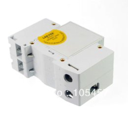 Wholesale Electrical Surge - 2P 20~40KA Din Rail Surge Protection DeviceLightning Arrester Brand New In Box Over Voltage Other Electrical Equipment