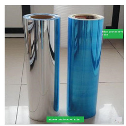 Wholesale Adhesive Mirror Paper - High Light Lamps and Lanterns Reflective Stickers Lamp Covers Reflective Film Self-adhesive Mirror Reflective Material