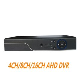 Wholesale Analog Video Recorder - 1080N 4CH 8CH 16CH AHD DVR H.264 compression algorithm and embedded Linux real time Video Recorder For AHD Analog IP Camera ann