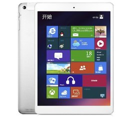 Wholesale Tablet Window Gps - Onda V975w 9.7 Inch Windows 8.1 Tablet PC Intel Z3735F Quad Core 64Bit 1.83GHz 2GB RAM 32GB ROM IPS 2048*1536 HDMI 5.0MP OTG GPS