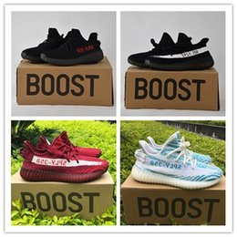 Wholesale Spring Blades - 2017 New 350 Boost Beluga 2.0,Mesh blade v3 Sply 350 V2 Zebra Breds 350 Boost Running Shoes Sneaker