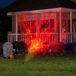 Wholesale Newest Projectors - Newest Rotating Projector Light Kaleidoscope Spotlight Outdoor Christmas Halloween Light Show Ball Night Light Landscape Gardern Lawn Lamp