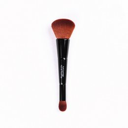 Wholesale Touch Wood - Brand Professional Makeup Brushes Full Coverage Face & Touch Up bb brown make up blending powder bronzer contour brush kit pinceis maquiagem