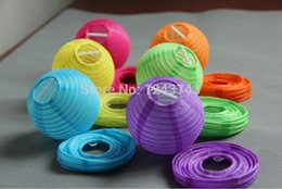 Wholesale Small Chinese Lanterns - Party Supplies36pcs 7.5cm (3inches) Chinese round small silk lantern festival decoration