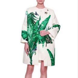 Al por mayor- Banana Green Leaves Impreso con cuentas Libélula Cocoon Foso de las mujeres 0801MM01 desde fabricantes