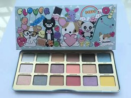 Wholesale Hot Girl Water - Newest Too Hot Makeup T- Faced Clover Palette A Girls Best Friend Eye Shadow 18 Colors Eyeshadow Matte Palette for Eye Cosmetic