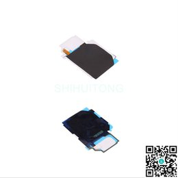 Wholesale Sd Card Chip - Galaxy Note 5 Wireless Charger Chip Original New SIM Card SD Card Reader Contact Flex Cable Ribbon for Samsung NOTE5FC