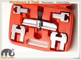 Wholesale Petrol Tools - 5pc Camshaft Drive Belt Pulley Puller Remover VW Audi Petrol Engine Tools