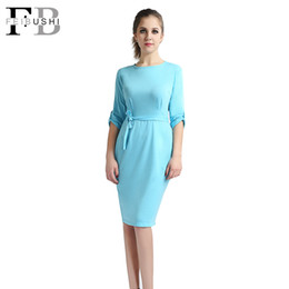 Wholesale Cozy Summer Dress - 2016 Spring Summer Style Women Sports Casual Dress Crop Cozy Solid Slim High Street Casual Ladies Brief Vestido Pencil Dresses