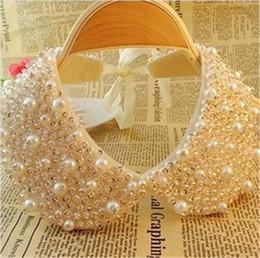 Canada Perles de Champagne à la main, Paillettes, Perles de Cristal et Collier de Pierre Collier à Strass cheap embellished collars Offre