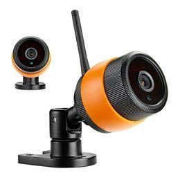 Canada wirelss caméra IP extérieure étanche caméra de sécurité caméra Bullet IP, vision nocturne IR, avec fente pour carte micro sd Offre