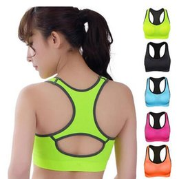 Wholesale Push Up Types - Seamless No Rims Fashion High Intensity Treadmill Yoga Sleep Sports Bra Type Shockproof Gather Jywlcj Wholesale L002
