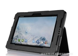Wholesale Case For Padfone Asus - Top quality Luxury Flip leather case cover for Asus PadFone S 5 colors