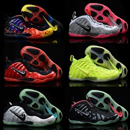 Wholesale Original Penny - 2017 New Cheap Basketball Shoes Hardaway Penny Men Hot Sale Sneakers High Quality 100% Original Discount Sports Shoes Size 7-13