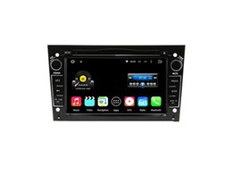 Wholesale Dvd Astra - 7'' Android 5.1.1 Car DVD Player For Opel Astra (2004-2009) Antara (2006-2011) Vectra (2005-2008) Corsa (2006-2011) With Radio Map Camera