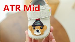 Wholesale Boots Dhl - LUCUS PAYMENT ULTR BOOTS ATRmldd shoes size ture to size baby first walkers all color size us5-11 any two pairs free dhl double box