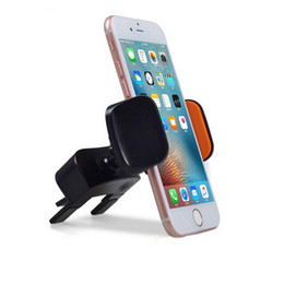 Wholesale Iphone 5s Car Mount - CD Slot Phone Holder Universal Car Mount Magnetic Phone Holder for iphone 7 Plus 6S 5S for Samsung Galaxy Note 7 S7