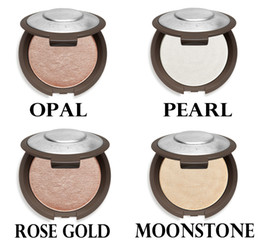 Wholesale Natural Opals - new (In Stock )- Becca Shimmering Skin Perfector Pressed Rose Gold Moonstone Pearl Opal Matte Color Bronzer Highlighter Glow Kit Free Shipp