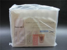 Wholesale Brand Selection - Famous Brand Sis Emulsion ecologique selection voyage Moisturizing your skin set 4pcs set 50+30+30+15ml