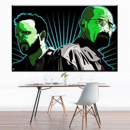 break fotografías Rebajas ZZ1627 Breaking Bad TV Series Wall Pictures Lámina Art Print Painting Cuarto de póster Decoración del hogar Decoración de la pared No Frame