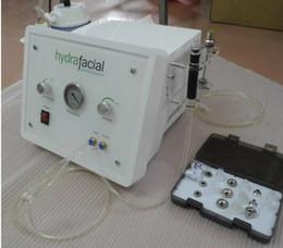 Wholesale Import Diamonds - Imported pump 2 in 1 hydra facial hydro dermabrasion water dermabrasion diamond microdermabrasion skin peeling machine for skin rejuvenation