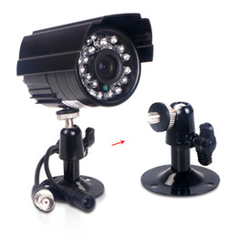 """Wholesale Cheap Night Vision Security Cameras - Cheap 960H Security Camera 700TVL 1 3"""" CMOS Waterproof 24 IR 5m Night Vision Home Surveillance Dome CCTV Camera For Security 4CH 8CH DVR"""