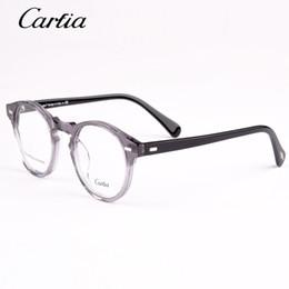 Wholesale Reading Glasses For Men - Carfia Brand Designer reading glasses frame for men and women 5105 oculos de grau feminino masculino optical prescription eyewear frame