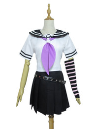 Wholesale Dangan Ronpa Cosplay - Super Dangan Ronpa 2 Ibuki Mioda Cosplay Costume
