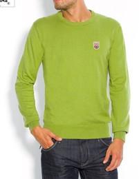 Wholesale Pepe Jeans Men - Wholesale-2016 new arrival Men pepe jeans Sweater long sleeve O-neck EU Size Fashion Male Sweater Size S-XL Promotion Discount