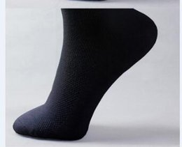Wholesale Mesh Socks Male - Wholesale-Men Socks High Quality Cotton Blends Business Casual male socks Brand Logo male ok for all Size Mesh Cool Design
