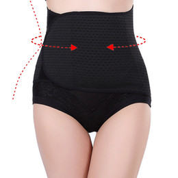 Wholesale Wholesale Bodysuits For Women - Wholesale-2015 sexy wg slimming women Body Shaper Slimming Support Band Belly Waist Tummy Postpartum Recovery Belt for lady