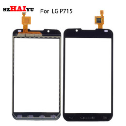 Wholesale Optimus L7 Ii Dual P715 - For LG Optimus L7 II P715 Dual Touch Screen -- Tested Good Working Sensor Digitizer Assembly + Free Tools