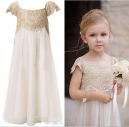 Canada Lace Kids Bridesmaid Dresses Supply, Lace Kids Bridesmaid ...