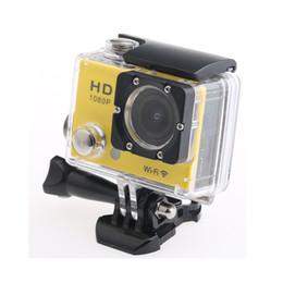 Wholesale Hdmi Lens - Upgraded SJ6000 Version SJ7000 WIFI Action Camera Helmet sport Camera 170 degee Lens 30M waterproof FHD 1080P HDMI Car DV DVR