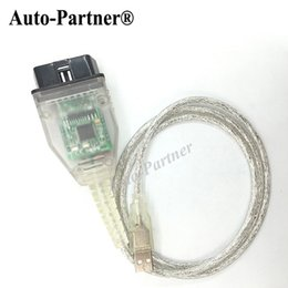 Wholesale Scan Tool For Cars Computer - Wholesale-For MAZDA USB Scan Tool Auto Car Diagnostic Fault Tool Scanner Code Reader Cable repair airbag computer chips